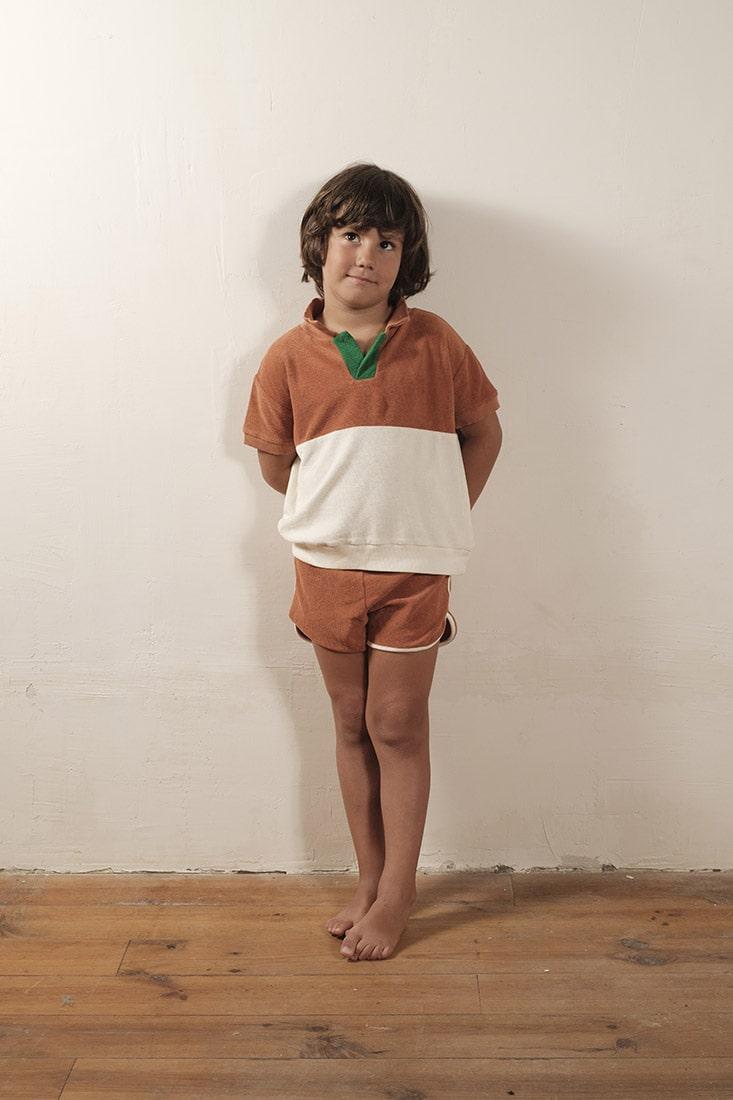 Short Juju – Terracotta