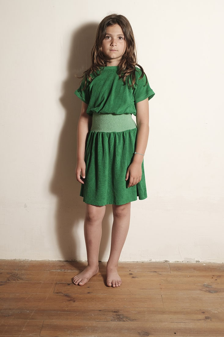 Robe Nina – Quiet Green