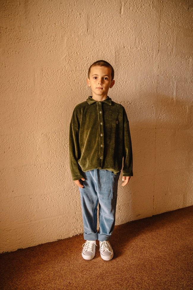 Pantalon Joe (Bright blue)