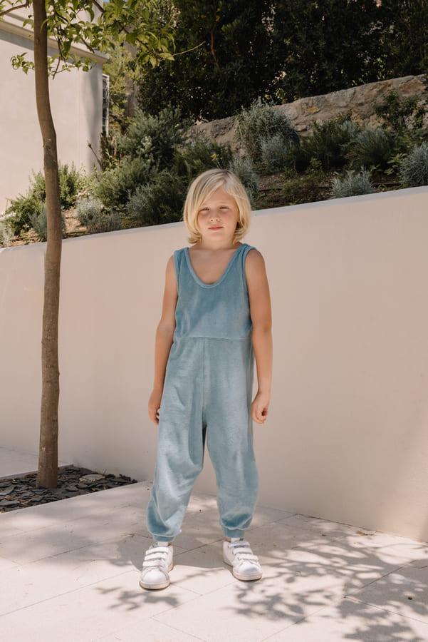 Salopette Loulou Tender Blue