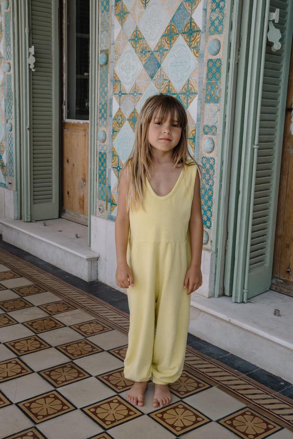 Salopette Loulou Sweet sun